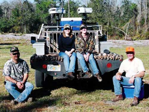 Florida Dove Hunts